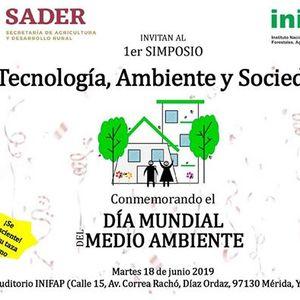 1er Simposio Tecnologa Ambiente y Sociedad