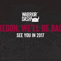 Warrior Dash Oregon 2017