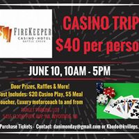Fire Keepers Casino Trip