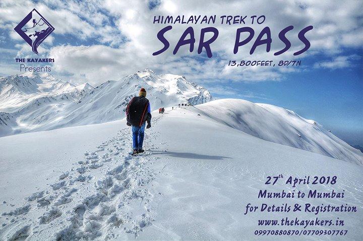 Himalaya Calling - Sar Pass Trek