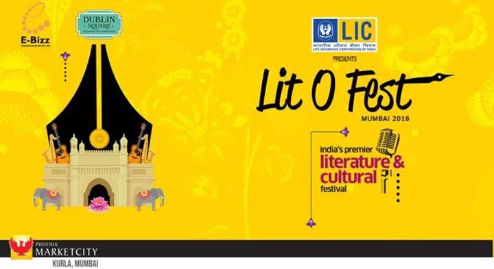 Lit-o-fest Mumbai 2018