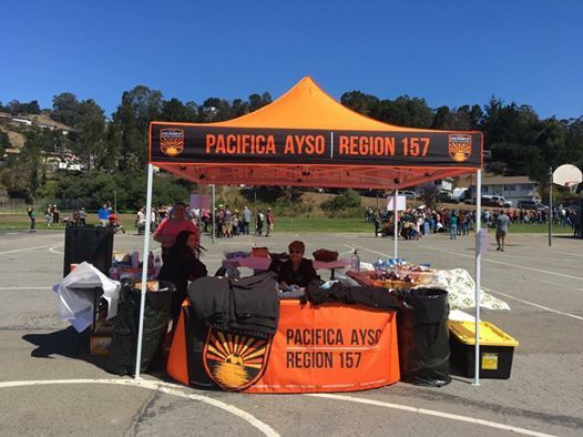 In Person Registration At Round Table Pizza Pacifica