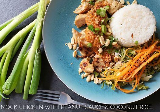 Heart & Parcel ConBo Vegan Fusion Food Workshop
