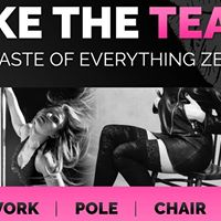 ZENSUAL TEASE-Exotic Floor Chair &amp Pole Dancing Sample Class