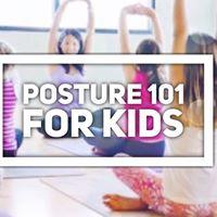 Posture 101 for KIDS