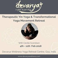 Therapeutic Yin Yoga &amp Transformational Yoga Movement