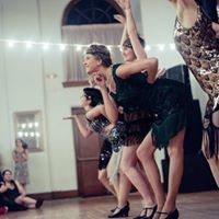 Club Hot-Cha Roaring 20s Party
