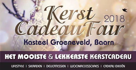 Kerst Cadeau Fair Kasteel Groeneveld Baarn