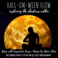 Hall-OM-ween Flow  Exploring the Shadows