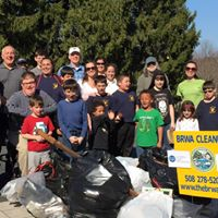 Blackstone River Earth Day Cleanup