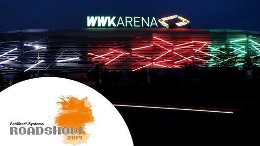 Schlter Roadshow - WWK Arena Augsburg