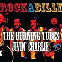 Rockabilly The Burning Tubes &amp Jivin Charlie  Polaresco