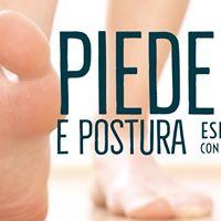 PIEDE e POSTURA - Esplorazioni con il metodo Pilates