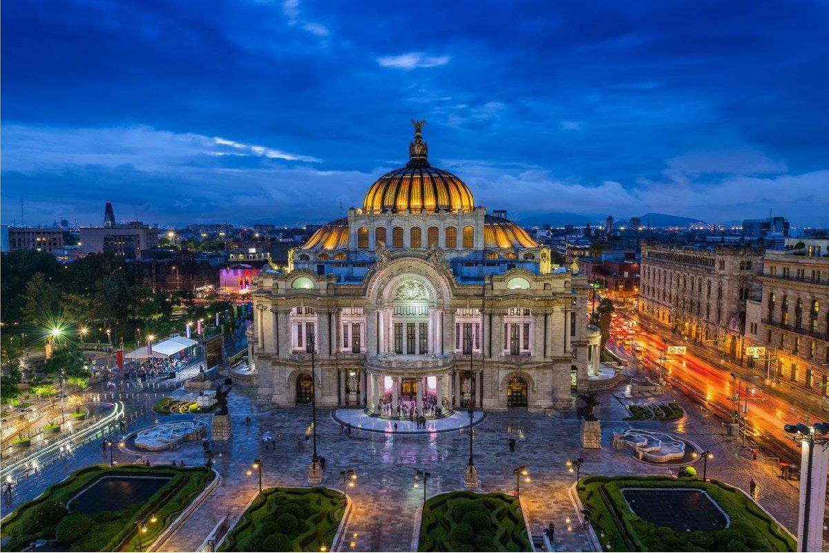 Mexico City Experience 2019 Photo Workshop Mexico City