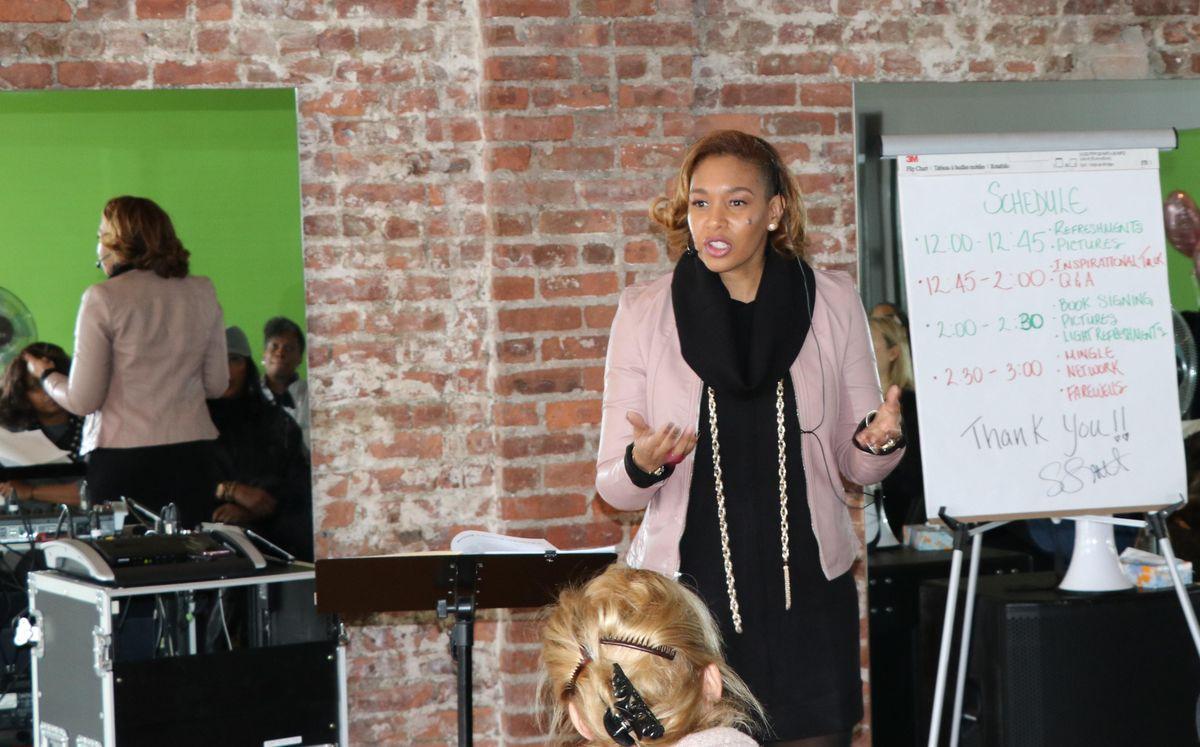 Black Women & Allies Dinner featuring Dr. Sunne-Ryse