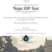 Yoga SUP Tour