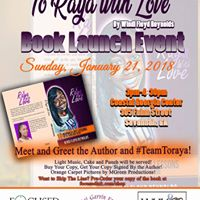 To Raya With Love Book Launch