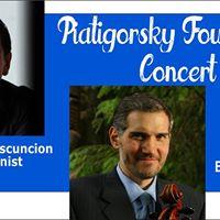 Piatigorsky Foundation Concert