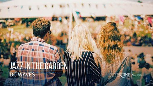 jazz in the garden with dc waves - Jazz In The Garden Dc
