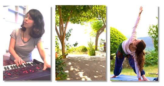 Kirtan and Yoga Retreat on Crete
