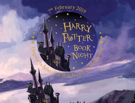 Harry Potter Book Night at Barnstaple Library FULLY BOOKED