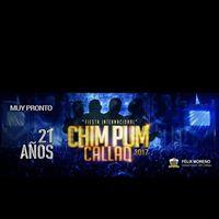 Festival CHIMPUN CALLAO 2017 VENTA DE ENTRADAS AQUI