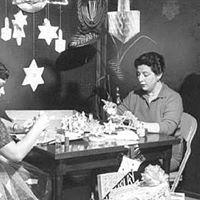COMMUNAL TABLE Healthy Hanukkah