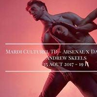 Mardi Culturel TD x Danse Danse Andrew Skeels
