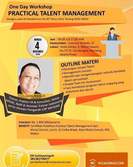 Training Talent Management