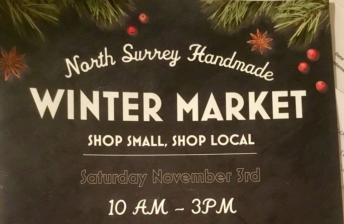 North Surrey Winter Market