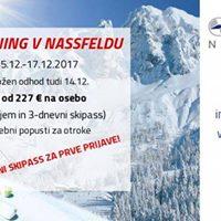 Ski opening Nassfeld