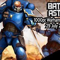 Warhammer 40k Rookie Rumble - Battle for Astaramis