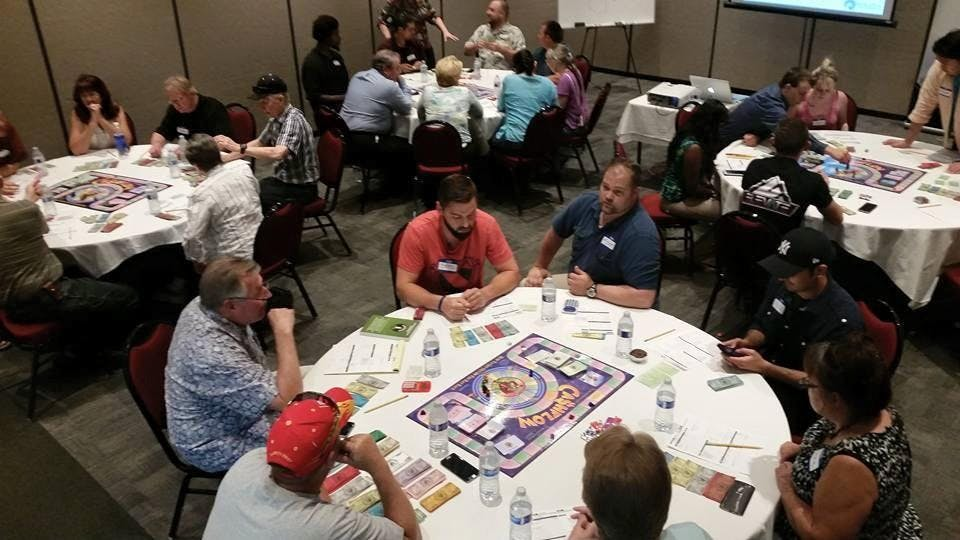 ROBERT KIYOSAKIS 20 BENEFITS OF PLAYING THE CASHFLOW GAME A MUST PLAY GAME