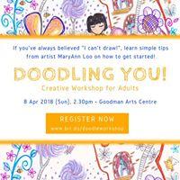 Doodling You Workshop