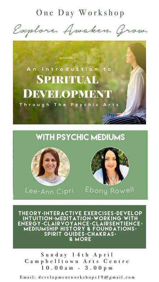 An introduction to Spiritual Development