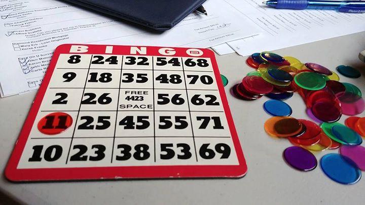 Business Bingo Night