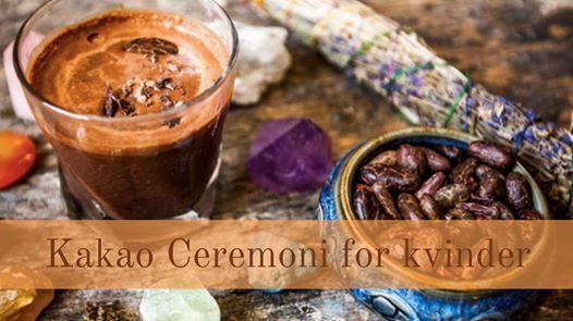 Kakao Ceremoni for kvinder ( i rhus )