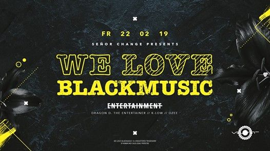 FR 2202 We Love BlackMusic - Velvet Club - FFM 2