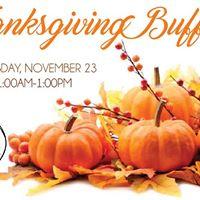 Thanksgiving Brunch Buffet in AT