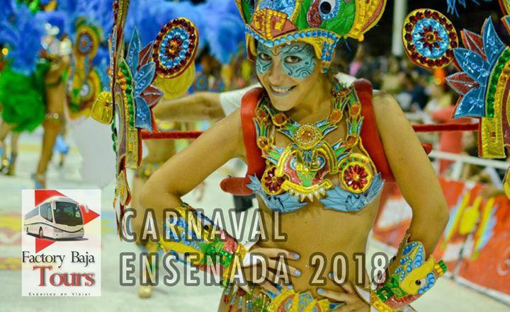 Carnaval De Ensenada 2018