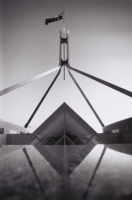 Geometry of Democracy Tours at Visit Australian Parliament