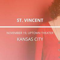 St. Vincent in Kansas City