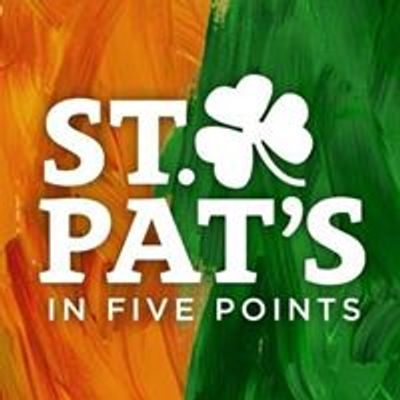 St. Pat's in Five Points