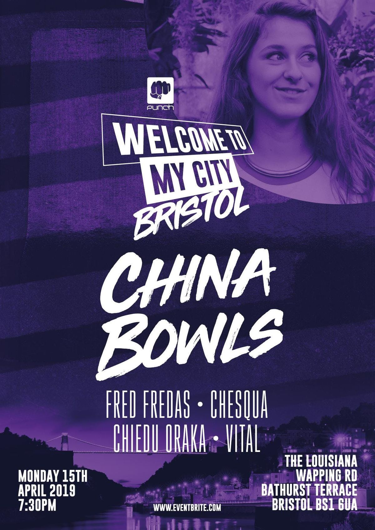 Welcome To My City China Bowls