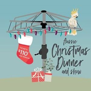 Aussie Christmas Dinner &amp Show - Top of the Ark