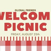 Global Friends Welcome Picnic