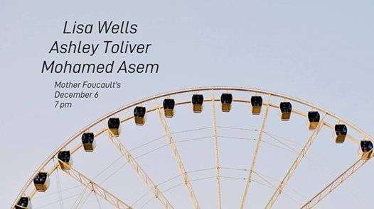 Lisa Wells Ashley Toliver Mohamed Asem At Mother Foucaults