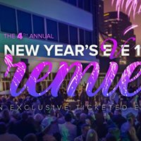 2018 New Years Eve Premiere at Aloft Tampa Downtown Hotel