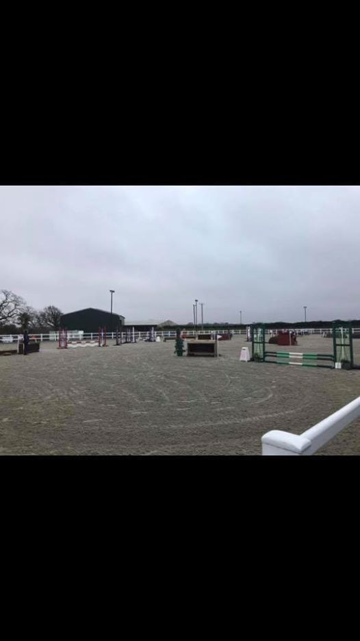 Eventers Challenge and show jumping