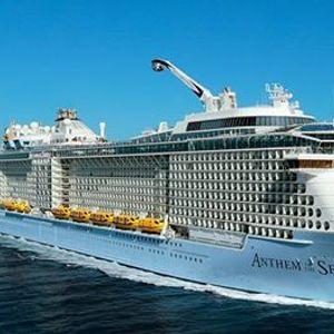 Bermuda &amp Caribbean Anthem of The Seas 9-night Cruises from NJ